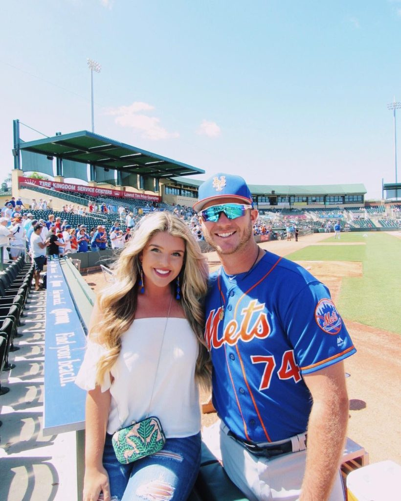 5 Facts About Pete Alonso's Fiancée Haley Walsh - Off the Field News